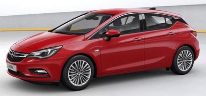 Opel Astra 1.6 cdti Ss Mt 6 Business 110 cv st