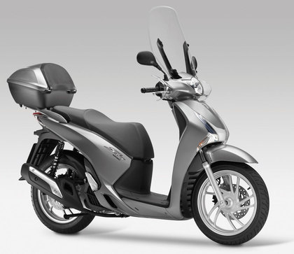 Honda SH 300 ABS (Bauletto e Parabrezza)