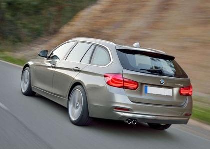 BMW 320d Business Advantage Touring aut.