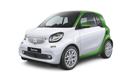"""Pay & Drive"" SMART ForTwo Electric Drive Youngster Eq 60 kw Pure"