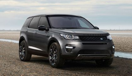 LAND ROVER Discovery Sport 2.0 TD4 150 cv Business Edition Auto Pure