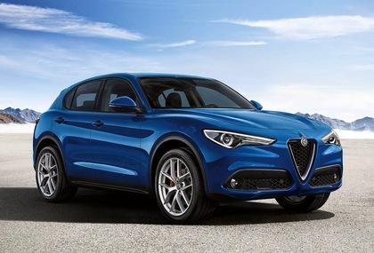 """ PAY PER DRIVE "" ALFA ROMEO STELVIO 2.2 Td  190cv  BUSINESS AT8 RWD Model Year 2021"