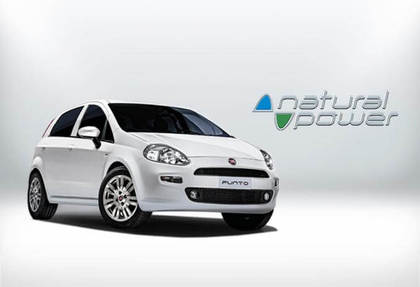 Fiat Punto 1.4 Natural Power Street 70 cv
