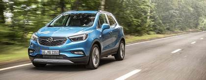 """USATO"" Opel Crossland x 1.2 GPL  81 cv Advance Mt 5 porte"