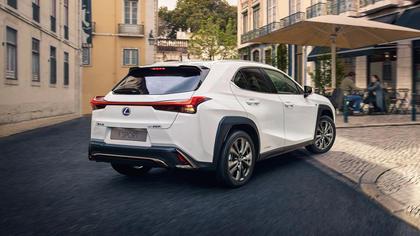 """ Ibrida "" Lexus UX Hybrid Business Sport 5p Euro 6.2"