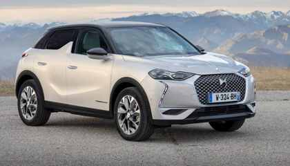 DS3 CROSSBACK  BLUE HDI 110 Performance Line