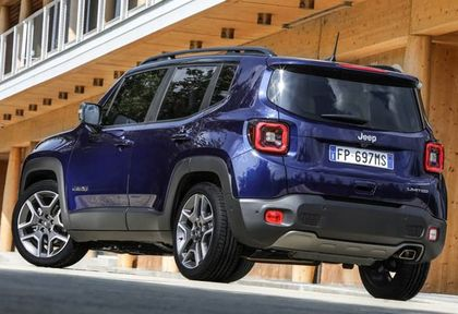 """ Pay per drive "" JEEP RENEGADE 1.0 T3 120 CV LONGITUDE"