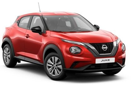 """ Pay & Drive"" NISSAN JUKE 1.0 Dig-T 117  Business  Dct"