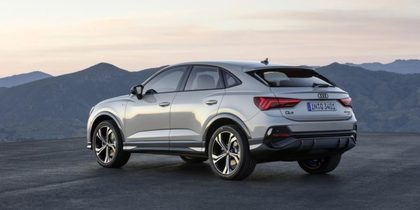 """ New  Mild Ibrida"" Audi Q3 35 TFSI S Tronic Business"""