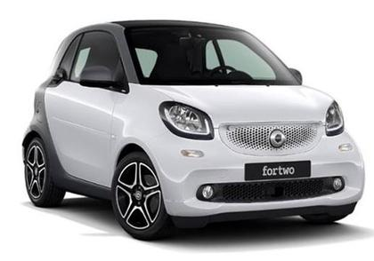 """ Pay & Drive"" SMART Fortwo Youngster  TWINAMIC coupè 70 1.0 52kw Superpassion"
