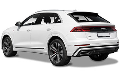 """IBRIDA""Audi Q8 45 TDI 170 KW quattro Tiptronic  Mild Hybrid"