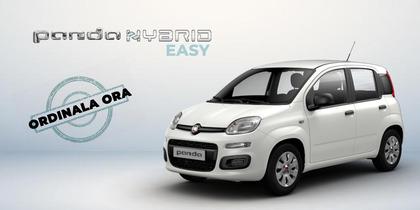 """""""Ibrida"""" Fiat Panda 1.0 70 cv S&S Hybrid Easy """"Per privati"""""""