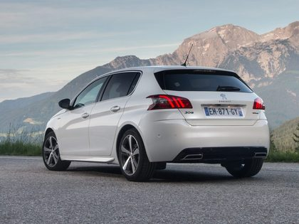 Peugeot 308 Active Business Blue Hdi 130 Eat8 S&S automatica