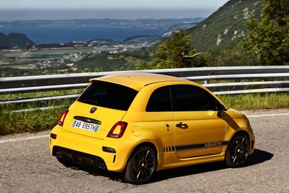 NEW FIAT 500 ABARTH 1.4 TJET 595 145CV