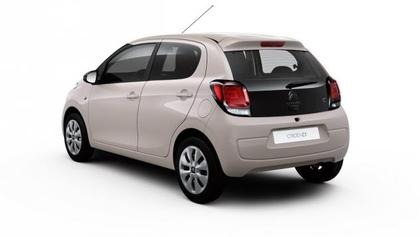 """ Pay & Drive "" CITROEN C1 1.0 vti 72 feel Shine micro car  5 porte"