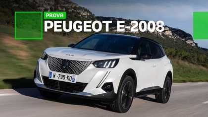Peugeot 208 Active elettrica 136 cv