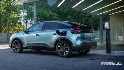 """New CITROEN C4 100 KW 136 CV ELECTRIC FEEL"