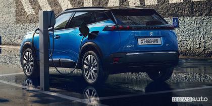 """Pay per Drive """" Peugeot 2008e 100Kw active"""