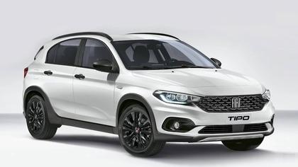 """ Pay per drive  ""Nuova"" FIAT Tipo 5p  1.3 mjt  Model Year 2021  Cross"
