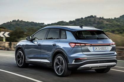 """""""New Elettrica"""" Audi Q4 e-tron 35 e tron"""