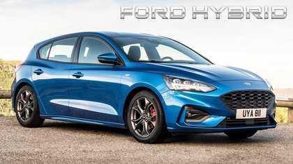Ford Focus 1.0 Ecoboost Hybrid 125 cv Business