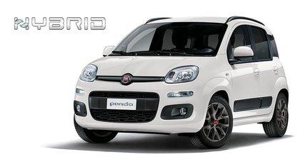 """Ibrida"" Fiat Panda 1.0 70 cv S&S Hybrid"